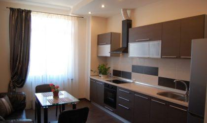 Ремонт квартиры под ключ на ул. Тамбасова