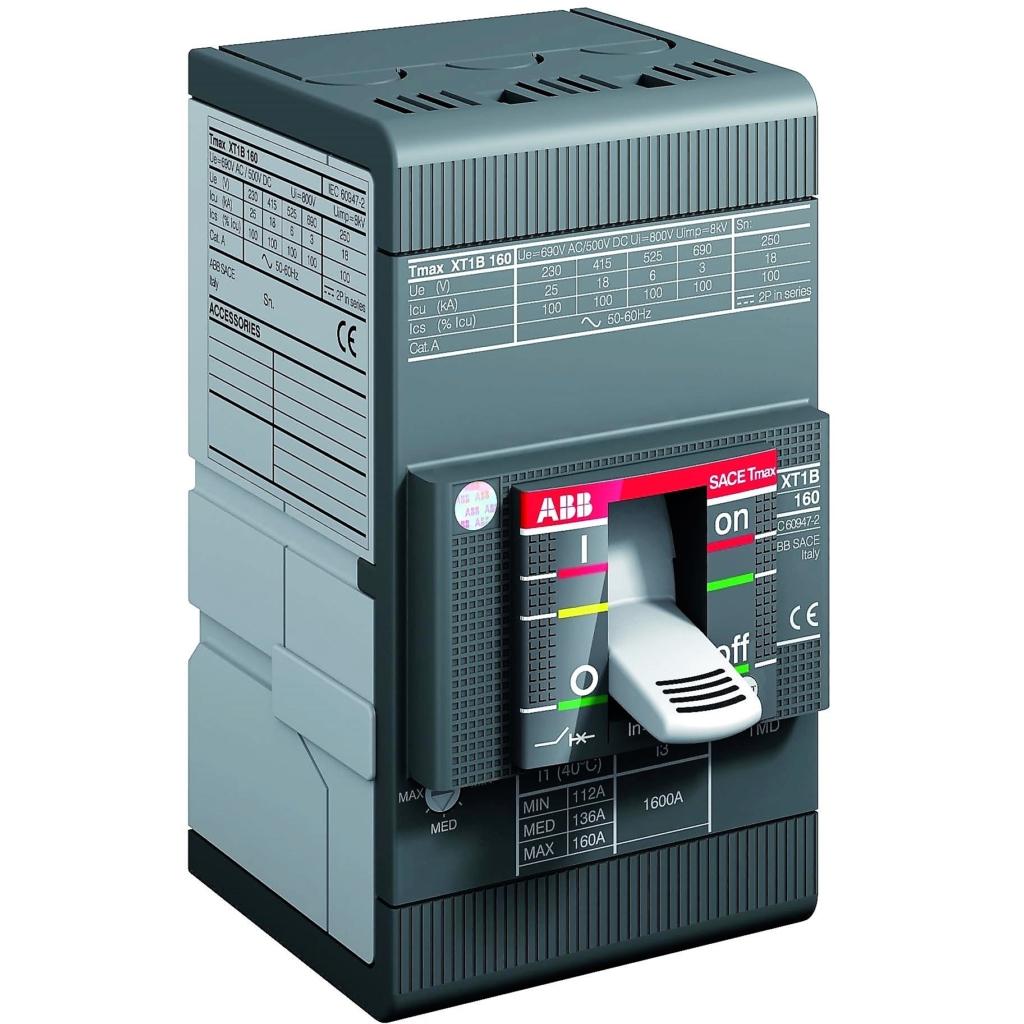 Автоматические выключатели в литом корпусе ABB