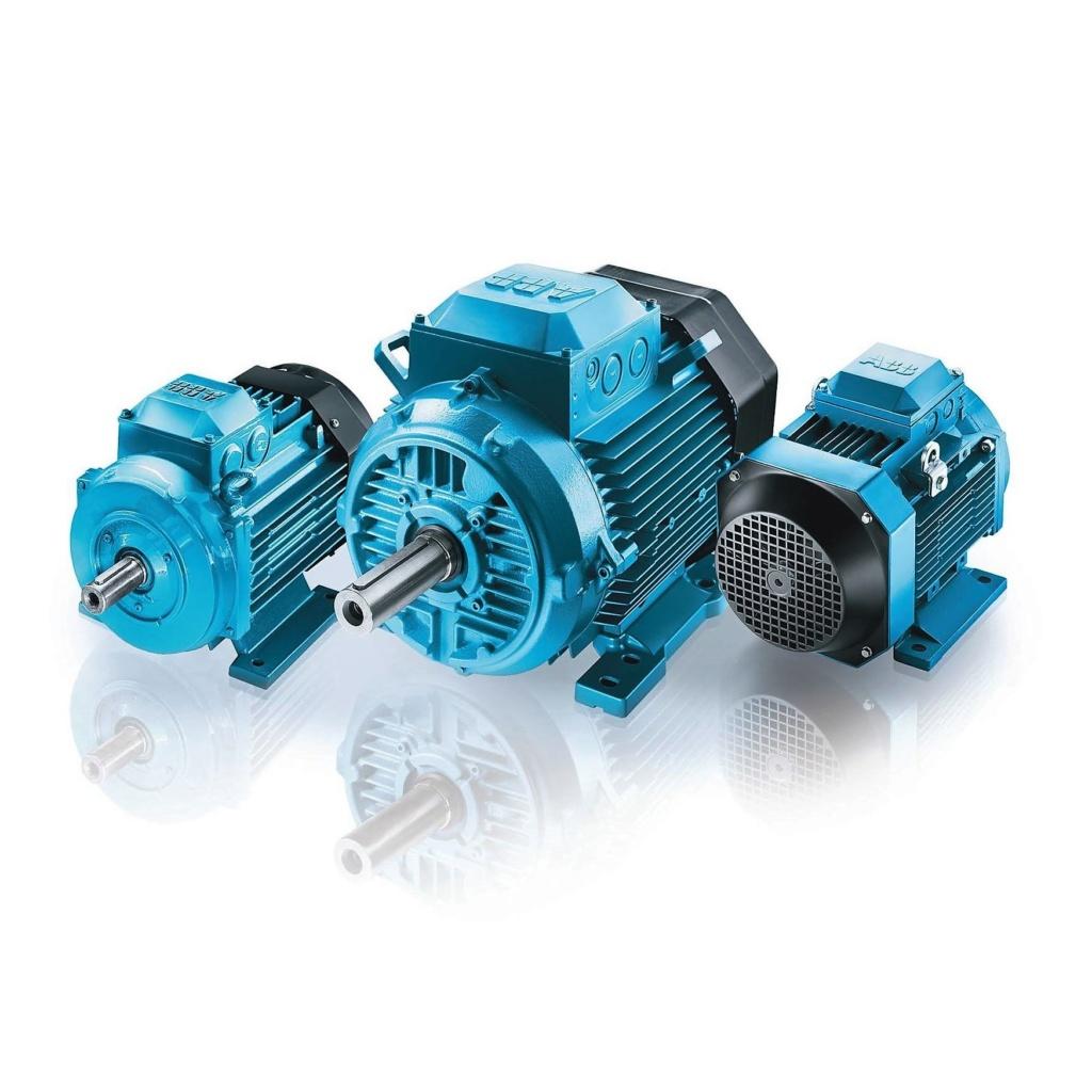 Электродвигатели ABB