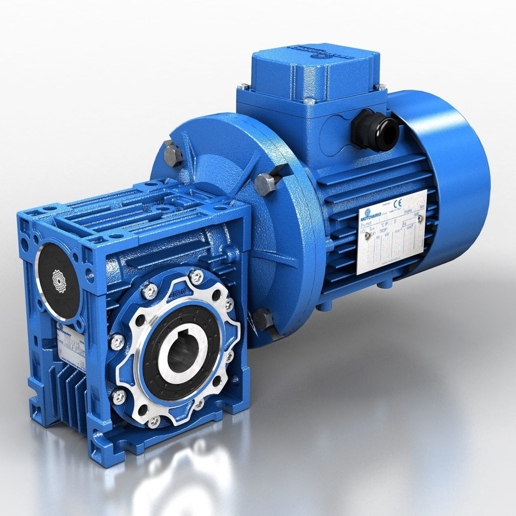 Мотор-редукторы NMRV