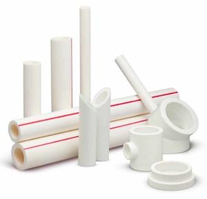 Водопроводные трубы из пластика