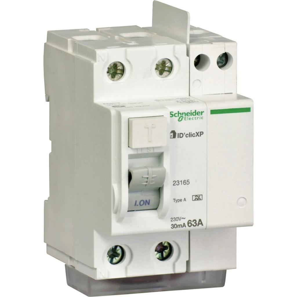 Дифференциальные автоматы SchneiderElectric
