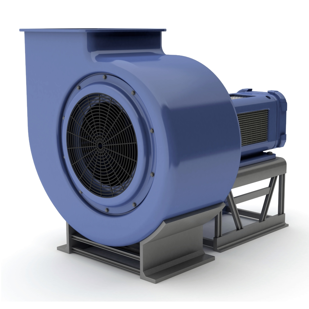 Вентиляторы центробежные
