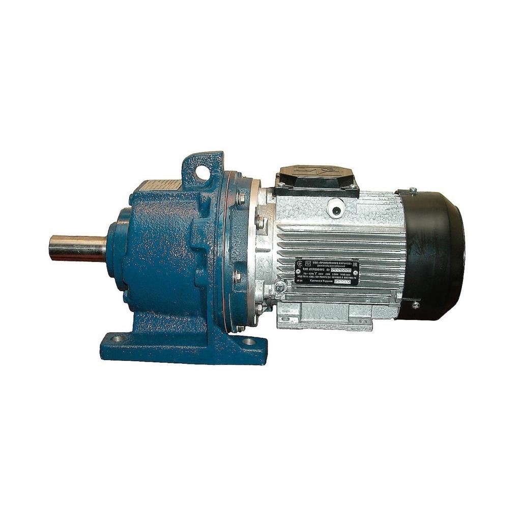 Мотор-редукторы планетарные 3МП (1МПз, 1МПз-2)